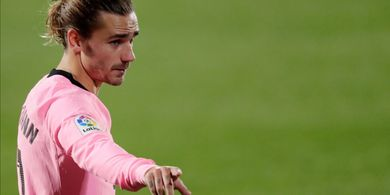 Barcelona Vs Ferencvaros - Waktunya Antoine Griezmann Unjuk Gigi
