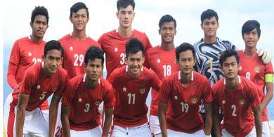 BREAKING NEWS - Timnas U-19 Indonesia Kehilangan Lawan Sengit, Vietnam Mundur dari Toulon Tournament