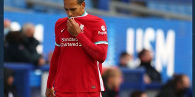 Statistik Liverpool Tanpa Virgil van Dijk - Jauh Lebih Keropos dan Sulit Menang