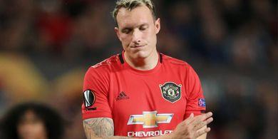 Mulai Tak Betah, Phil Jones Siap Angkat Kaki dari Manchester United