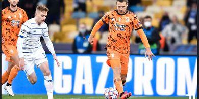 Hasil Babak I - Juventus Kangen Ronaldo, Tanpa Gol dengan 7 Tembakan
