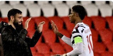 Hasil Liga Champions - Dendam PSG Gagal Dibayar, Penyerang Man United Jadi Mimpi Buruk