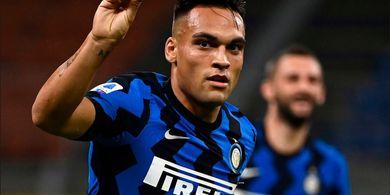 Ikat Lautaro Martinez Lebih Lama, Inter Milan Bakal Hapus Klausul Pelepasan