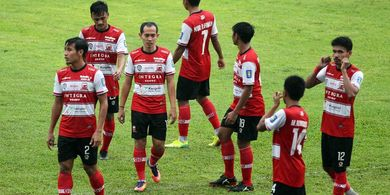 Disinggung Kapan Madura United Kembali Latihan, Begini Jawaban Rahmad Darmawan