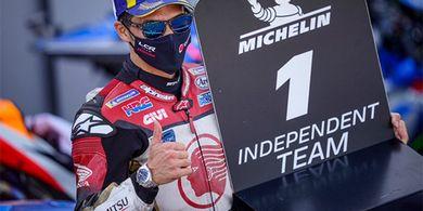 Honda Tidak Terkejut dengan Kecepatan Takaaki Nakagami dan Alex Marquez