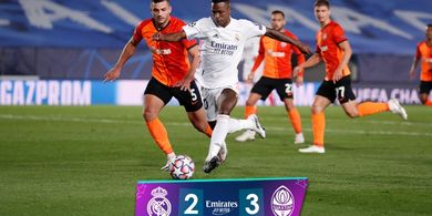 Kekalahan Langka Real Madrid di Laga Kandang Liga Champions