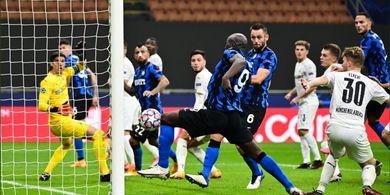 Mental Bermasalah, Inter Milan Cuma Imbang Lawan Borussia Moenchengladbach