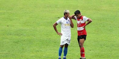 Menang Atas Madura United, Pelatih Arema FC: Kami Banyak Kekurangan