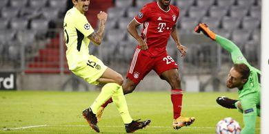 Babak I - Pahlawan Final 2019-2020 Beraksi Lagi, Bayern Muenchen Ungguli Atletico Madrid