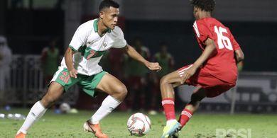 Penyesuaian Asupan Nutrisi Pemain Timnas U-16 Indonesia di Timur Tengah