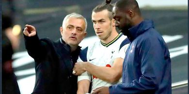 Jose Mourinho Ogah Beri Gareth Bale Menit Bermain Secara Cuma-cuma