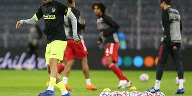 Titisan Cristiano Ronaldo Gagal Bikin Gol Cantik karena Luis Suarez