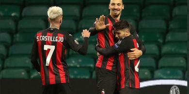Menang 8 Kali Beruntun, AC Milan Bukan Tim Normal