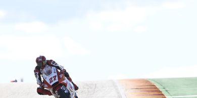 Alasan Pembalap Indonesia Hilang Sensasi Bagus pada Moto2 Teruel 2020