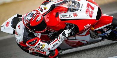 Hasil Moto2 Teruel 2020 - Andi Gilang Masih Lebih Untung Ketimbang Murid Rossi