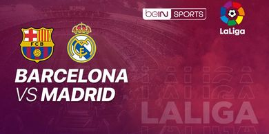 Link Streaming Barcelona Vs Real Madrid, Era Baru El Clasico