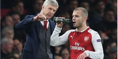 Soal Klub Baru, Jack Wilshere akan Minta Nasihat Arsene Wenger Terlebih Dahulu