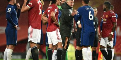 Sejatinya Manchester United Pantas Menang Lawan Chesea, tapi...