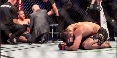 BREAKING NEWS - Khabib Pensiun Usai UFC 254, Minta Dijadikan Petarung Nomor 1