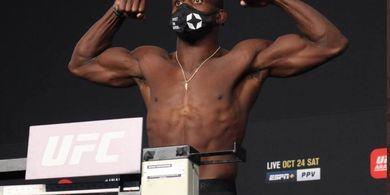 Hasil UFC Vegas 26 - Ditindih Megatron, Mantan Juara CFFC Tak Berdaya