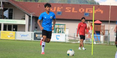 David Maulana Akui Perkembangan Timnas U-19 Indonesia Sangat Bagus