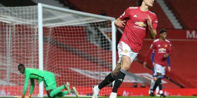 Ada Satu Pemain Manchester United Jadi Translator buat Edinson Cavani