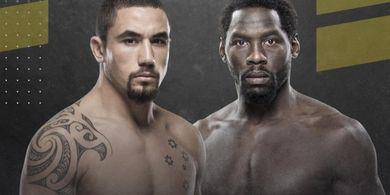 Hasil UFC 254 - Peringkat 1 Lebih Jos, Robert Whittaker Atasi Calon Lawan Israel Adesanya