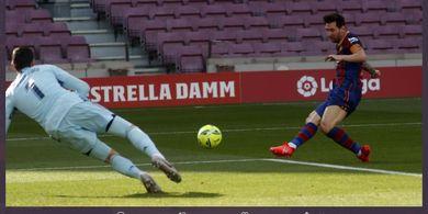 Bikin Geleng Kepala, Rekor Gol Gila Messi di Fase Grup Liga Champions