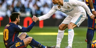 Mandul di El Clasico, Lionel Messi Butuh Kehadiran Cristiano Ronaldo