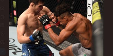 Hasil Lengkap Preliminary UFC 254 - Ada Satu Duel Disorot Artis Indonesia