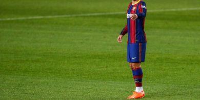 Krisis Kepercayaan Diri Melanda Antoine Griezmann di Barcelona