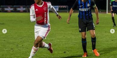 Berita Timnas U-16 - Proses Pemain Keturunan Noah Gesser Jadi Striker