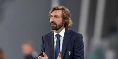 Cuma 1 Kali Menang di Atas Lapangan, Juventus-nya Andrea Pirlo Defisit 4 Poin dari Tim Sarri