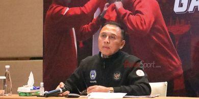 PSSI Izinkan Shin Tae-yong Tinggalkan Timnas U-19 Indonesia