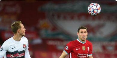 Liverpool Vs Midtjylland - Tanpa Mane, Firmino, dan Salah, The Reds Ompong