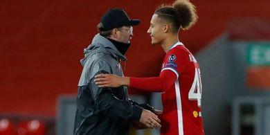 Juergen Klopp Bahas soal Bek 19 Tahun Liverpool Lebih Sering Main di Liga Champions