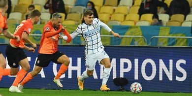 Hasil Liga Champions - Lini Depan Mandul, Inter Milan Ditahan Imbang Shakhtar Donetsk