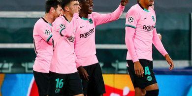 Penampilan Terbaik Barcelona Musim Ini: Menang atas Juventus!