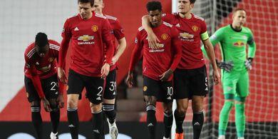 Man United 2020-2021: Perkasa di Liga Champions, tetapi Medioker di Liga Inggris