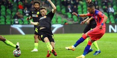 Hakim Ziyech: Eden Hazard adalah Inspirasi Saya