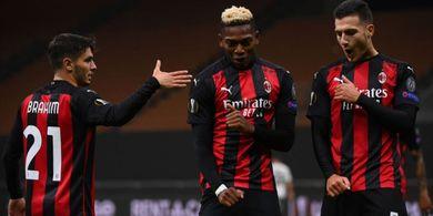Hasil Liga Europa - Buangan Man United Tampil Menggila, AC Milan Pesta di San Siro