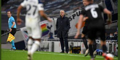 Dipermalukan Debutan Liga Europa, Mourinho Kecam Skuad Tottenham dan Langsung Minta Latihan