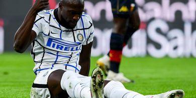 Inter Milan Tak Akan Paksa Lukaku Cepat Sembuh Demi Real Madrid