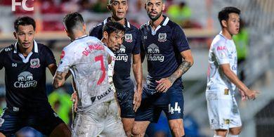 Live Match Pekan Ke-11 Liga Thailand - Duel Suphanburi vs Police Tero FC