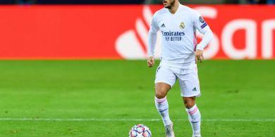 Zidane Bantah Tudingan Eden Hazard Rentan Cedera di Real Madrid karena Stres