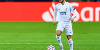 Main Belum Setengah jam, Eden Hazard Cedera Lagi, Real Madrid Apes