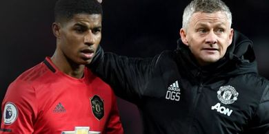 Legenda Arsenal Minta Solskjaer Mainkan Rashford Menit 60 Agar Man United Menang