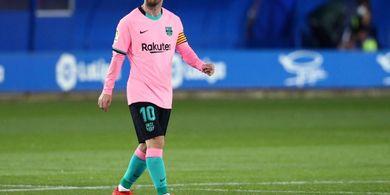 Barcelona Dipastikan Tidak Bisa Menjual Messi di Januari 2021, Ini Alasannya