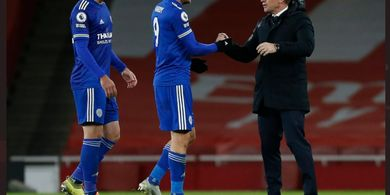 Leicester City Gilas Chelsea, Brendan Rodgers Akhiri Kutukan The Blues