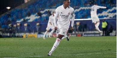 Rodrygo Lemah di Lokal, tetapi Garang di Liga Champions